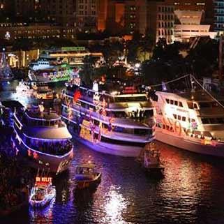 Winterfest Boat Parade